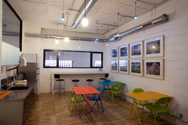 Office LaIndustrial - ESPACIO COWORKING MADRID